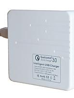 KOO-POWER  7-Port USB Charger with Quick Charge 3.0  US Plug