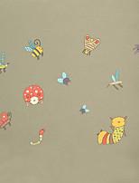 Animali Moda Paesaggio Adesivi murali Adesivi aereo da parete Adesivi decorativi da parete Materiale Decorazioni per la casa Sticker