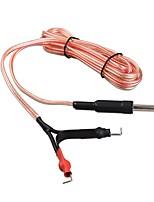 Newest Shrapnel Heavy Transfparent Clip Cord Copper Wire For Tattoo Artist