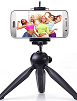 Aluminium alloy 42.5 4 sections Universal Smartphone Tripod