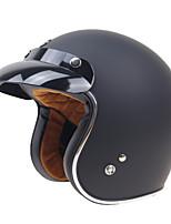 Mezzo casco Compatta Resistente agli urti Alta qualità Caschi Moto