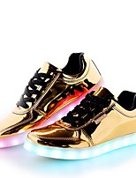 Women's Sneakers Light Up Shoes Comfort Light Soles Synthetic Microfiber PU Spring Fall Casual Outdoor Office & Career Party & Evening