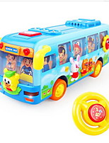 Radio Control Toy Cars Toy Instruments Toys Bus Plastics Pieces Kids' Gift