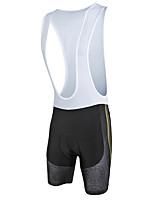ILPALADINO Salopette da ciclismo Per uomo Bicicletta Salopette Asciugatura rapida Antivento Design anatomico Indossabile Pad 3D