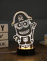Lumière décorative LED Night Light Lumières USB-0.5W-USB Décorative - Décorative