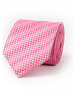 Men's Polyester Polester/Cotton Blend Neck Tie,Neckwear Jacquard All Seasons