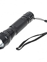 LED Flashlights/Torch LED 480 Lumens 5 Mode Cree Q3 Batteries not included for Camping/Hiking/Caving Everyday Use Cycling/Bike Hunting