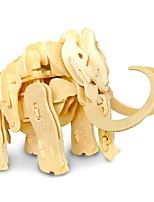 Puzzle Kit fai-da-te Puzzle 3D Costruzioni Giocattoli fai da te Elefante