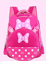 Kids Bags All Seasons Special Material Backpack for Casual Black Blushing Pink Purple Fuchsia