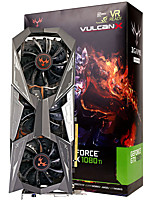 COLORFUL Video Graphics Card GTX1080Ti 1733MHz/11000MHz11GB/352 bit GDDR5