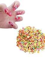 1000 Manucure Dé oration strass Perles Maquillage cosmétique Nail Art Design