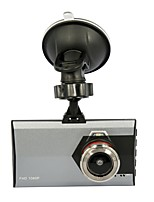 H08 1920 x 1080 170 Degree Car DVR 3inch LED Dash Camforuniversal GPS
