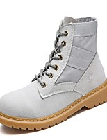 Women's Outdoo Shoes  Martin Boot British Style