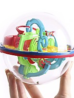 Balls Magic Ball Educational Toy Maze & Sequential Puzzles Magic Tricks Maze Toys Round 3D Boys Girls' 1 Pieces