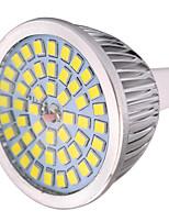 7W MR16 LED Spot Lampen MR16 48 SMD 2835 600-700 lm Warmes Weiß Kühles Weiß Natürliches Weiß 2800-3200/4000-4500/6000-6500 K Dekorativ V