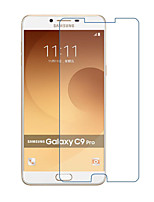 cheap -Screen Protector for Samsung Galaxy C9 Pro Tempered Glass High Definition (HD) 9H Hardness 2.5D Curved edge Front