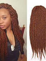 havana twist braids extensions 12-24inch kanekalon synthetic hair for braid 6-8pcs/head synthetic braid hair 2x havana mambo twist