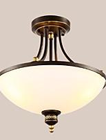 Vintage Eisen Lampe fhrte kontinentalen Wohnzimmer-Esszimmer-Kronleuchter