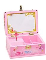 Music Box Toys Resin Creative Princess Pieces Unisex Birthday Gift