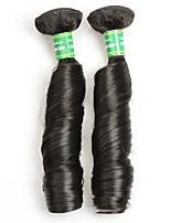 8A Grade Brazilian Virgin Hair Bouncy curly Unprocessed Virgin Brazilian Hair 2 Bundle Deals Mink Brazilian Hair Human Hair Weaves