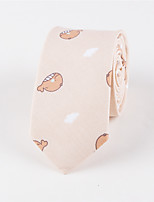 Men's Fashion Casual Cute Dolphin Printing Tie