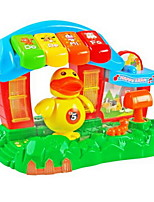 Toy Instruments Toys Square Duck Musical Instruments Animal Plastics Hard plastic Pieces Kid Unisex Gift