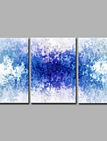 H2O Type-H 3 Panels 100% Hand-painted Oil Paintings on Canvas Modern Artwork Wall Art for Room Decoration 20x28inchx3