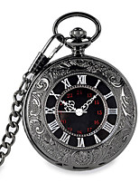 Women's Pocket Watch Quartz Water Resistant / Water Proof Alloy Band Black