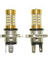 Sencart 2pcs h4 p43t blinkende birne führte Auto-Schwanz-Umdrehung Glühlampe-Lampen (weißes / rotes / blaues / warmes Weiß) (dc / ac9-16v)
