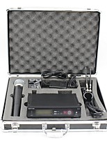 SLX24 UHF Wireless Microphone System Professional Single Handheld Wireless Mic For Stage Karaoke DJ