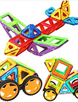Building Blocks Magnetic Blocks Magnetic Building Sets Toy Cars Toys Aircraft Pieces Children's Boys Gift