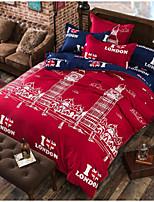 Flaggen Steppdecke Stoff 1 Stk. Bettdeckenbezug