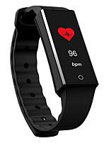 Pulseira Inteligente Impermeável Calorias Queimadas Pedômetros Tora de Exercicio Esportivo Monitor de Batimento Cardíaco Sensível ao