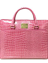 Women Bags All Seasons PVC Tote for Casual Office & Career Blushing Pink