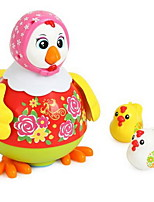 Wind-up Toy Toys Chicken Toys Plastics Pieces Not Specified Gift