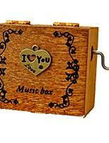 Music Box Toys 1 ¾