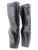 Women's Boots Novelty Fashion Boots Knee High Boots PU Fall Winter Party & Evening Platform 5in & over