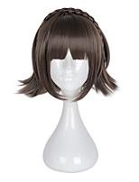 Parrucche Cosplay Cosplay Cosplay Anime Parrucche Cosplay 35 CM Tessuno resistente a calore Unisex