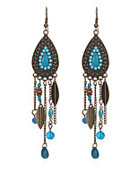 Women's Earrings Set Basic Tassel Geometric Vintage Crystal Alloy Jewelry For Gift Daily Evening Party Date Club