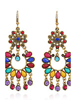 Women's Earrings Set Basic Vintage Rhinestone Alloy Jewelry For Party Gift Evening Party Club Street