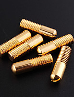 Humbucker Guitar Pickup Pole Screw 6PCS/SET