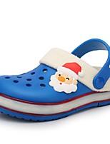 Boys' Clogs & Mules Light Up Shoes EVA Winter Casual Flat Heel Royal Blue Green Flat