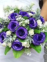 Fleurs de mariage Bouquets Cérémonie de mariage Env.25cm