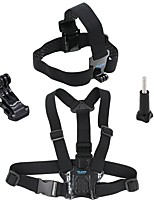Chest Harness Front Mounting Easy dressing Breathable Easy Carrying Wearproof, 147-Action Camera,Gopro 6 All Gopro SJCAM Recreational
