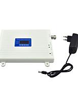 Amplificatore di segnale del telefono mobile dcs GSM 2g 900mhz amplificatore di ripetizione del segnale 1800mhz con display a cristalli