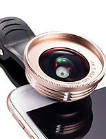 Cherllo 039 Mobile Phone Lens 0.45X Wide Angle 20X Macro CPL External Lens