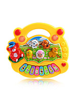 Music Toys Toy Instruments Toys Piano Plastics 1 Pieces Unisex Gift