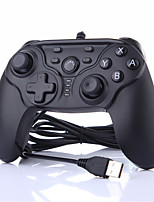 For Switch NS USB Wired Controller Gamepad Double Motor Vibration For version 3.0 Windows XP/WIN7/WIN8.1/WIN 10
