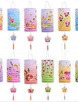 100% virgin pulp Wedding Decorations-12Piece/Set Wedding Anniversary Birthday New Baby New Year