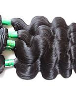 Недорогие -оптовая 10а индийская виргинская волна тела волос 1kg 10bundles много естественных индийских remy человеческих волос соткает естественный